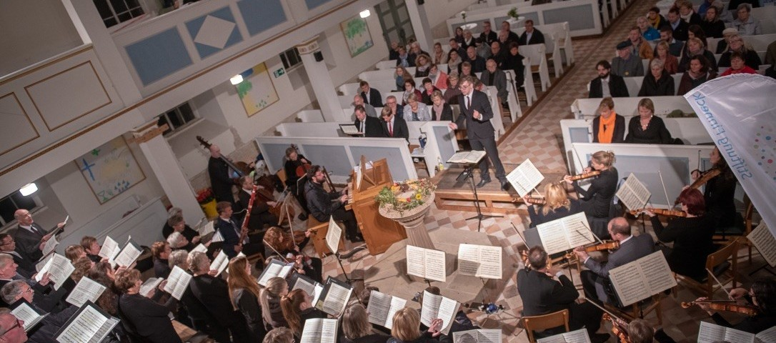 Musik in Lutherkirche